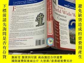二手書博民逛書店Build罕見A World wide web commerce