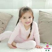 Anny pepe 女童舒暖棉長褲 白色/粉色 (160~170cm)