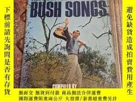 二手書博民逛書店FAVOURITE罕見AUSTRALIAN BUSH SONGS