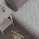 保潔墊 加大 [工廠直營 / 抗污型保潔墊] 六色 ; 可水洗 ; 保護床墊 ; 翔仔居家台灣製