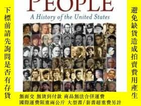 二手書博民逛書店Of罕見The People: A Concise Histor
