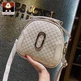 北包包女包包2020新款潮流行斜背小包百搭側背貝殼包迷你手提時尚 伊蘿