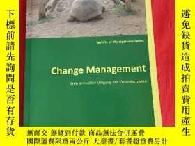 二手書博民逛書店Change罕見Management (32開) 【詳見圖】Y5460 Books on Demand IS