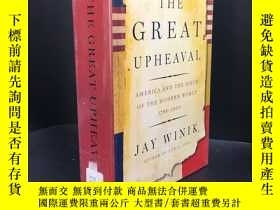 二手書博民逛書店The罕見Great Upheaval: America and