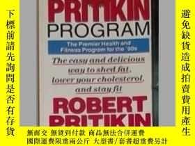 二手書博民逛書店英文原版罕見New Pritikin Program by Ro