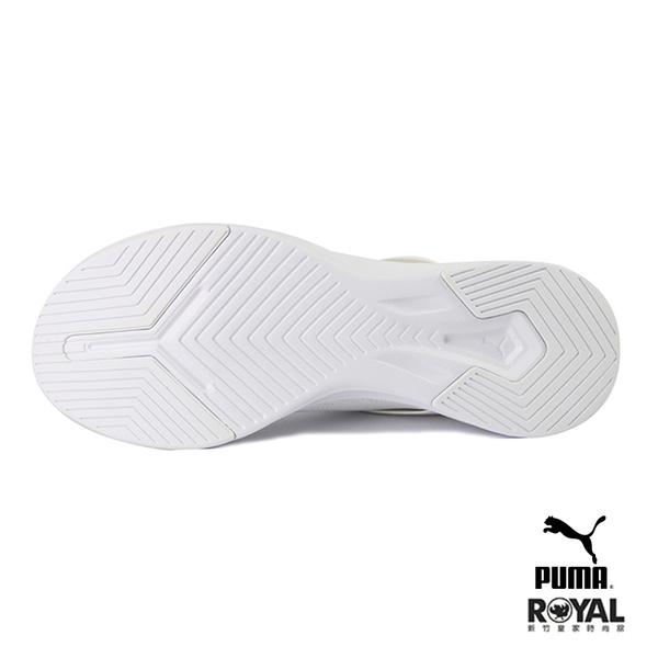 Puma Radiate Xt 白色 網布 輕量 休閒運動鞋 女款 NO.I9763【新竹皇家 19223702】