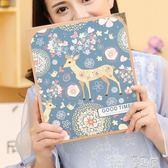 相簿 相冊diy手工記錄本創意情侶浪漫韓國粘貼式自制寶寶成長紀念冊書 童趣屋