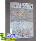 [104美國直購] 美國暢銷書排行榜 The Hobbit or There and Back Again Paperback