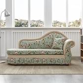 貴妃椅 貴妃躺椅美人榻現代臥室小戶型沙發床太妃椅歐式簡約布藝單人塌