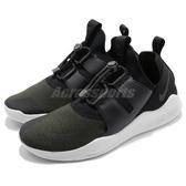 Nike 慢跑鞋 Free RN CMTR 2018 PRM 黑 綠 抽繩鞋帶 鬆緊帶設計 運動鞋 男鞋【PUMP306】 AJ8308-003