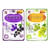 馬來西亞 AJI OKASHI 味覺百撰 糖霜黑加侖/葡萄 風味Q軟糖(26g) 兩款可選【小三美日】
