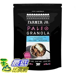 [COSCO代購] W125943 Farmer Jo 益生菌綜合堅果早餐 1公斤