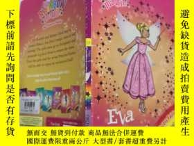 二手書博民逛書店rainbow罕見magic eva the enchanted ball fairy 彩虹魔術師伊娃Y200