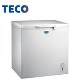 TECO 東元 145公升 臥式冷凍櫃 RL1517W (附鎖) 不含安裝!門口簽收