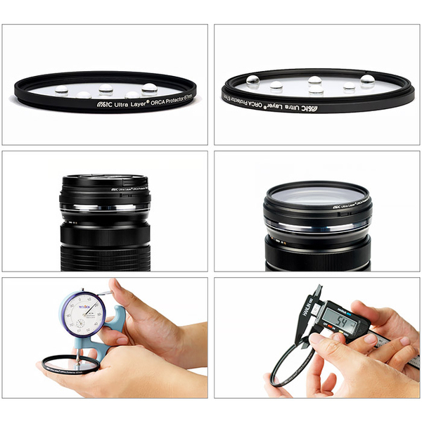 ★相機王★STC ORCA Protector Filter 極致透光保護鏡 72mm