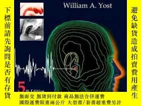 二手書博民逛書店Fundamentals罕見Of Hearing, Fifth EditionY255562 William