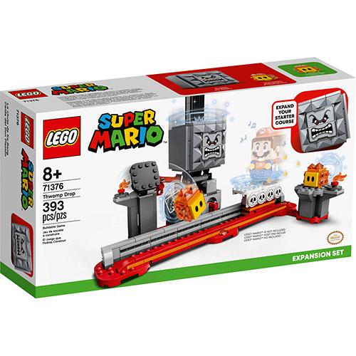 樂高積木 LEGO《 LT71376 》超級瑪利歐系列 - Thwomp Drop Expansion Set / JOYBUS玩具百貨