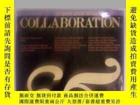 二手書博民逛書店Collaboration,罕見Artists & Archit