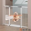 寵物狗狗圍欄柵欄家用室內防擋貓門欄貓咪狗...