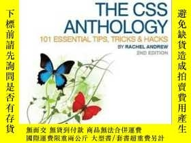二手書博民逛書店The罕見Css Anthology: 101 Essential Tips, Tricks & Hacks, 2