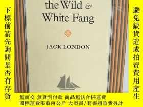 二手書博民逛書店傑克·倫敦罕見Jack London:The Call of t