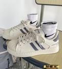 板鞋 小白鞋2021年新款春季帆布板鞋女百搭街拍潮鞋運動休閒3C 618購物