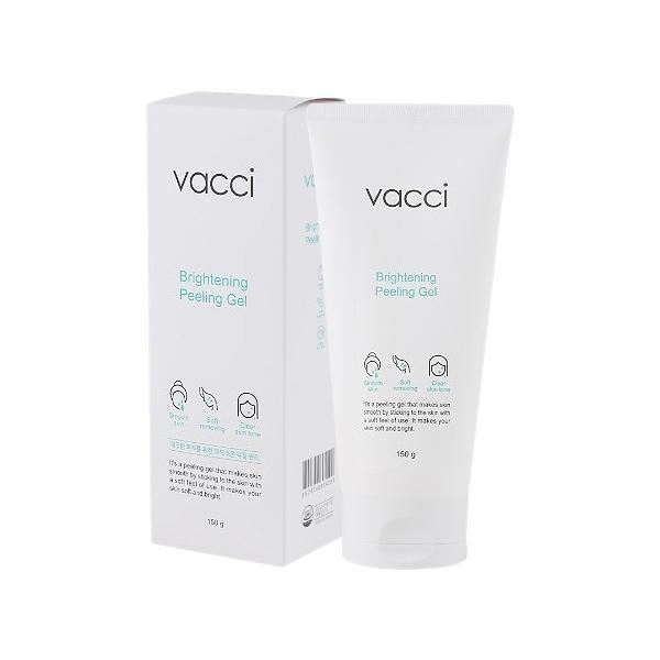 韓國 VACCI 淨白去角質凝膠(150g)【小三美日】