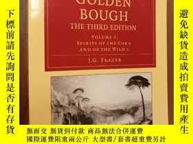二手書博民逛書店The罕見Golden Bough (Cambridge Lib
