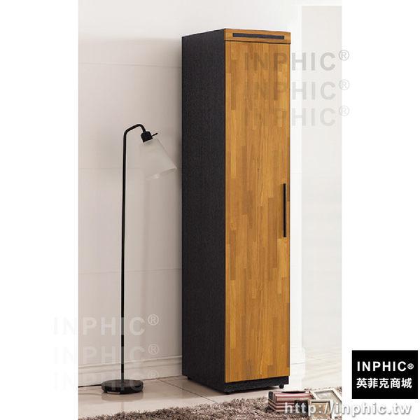 INPHIC-Lira 香格里拉集成木1.3尺衣櫃〔右開門〕 E80E