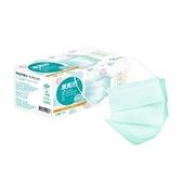 摩戴舒MOTEX-醫用成人平面口罩(5片x10包/盒) -碧湖綠