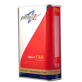 Formula Z MULTI FSA  日系車專用長效全合成自動變速箱油