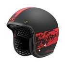 【東門城】ASTONE SP3 AT21 彩繪 (平光黑/紅) 復古帽 3/4罩安全帽