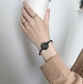 女生手錶 古風手表女ins風 森系學院風中學生復古文藝簡約小巧小表盤【快速出貨八折搶購】