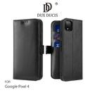 【愛瘋潮】DUX DUCIS Google Pixel 4 KADO 皮套 掀蓋 支架 磁扣