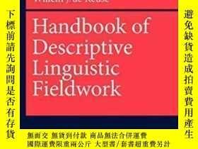 二手書博民逛書店Handbook罕見Of Descriptive Linguistic Fieldwork-描述性語言田野調查手冊