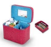 化妝包化妝箱女士化妝品收納包手提化妝盒韓國大容量防水大號隔板
