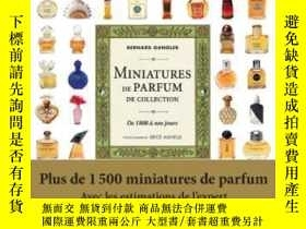 二手書博民逛書店Miniatures罕見De Parfum De Collect
