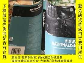 二手書博民逛書店HINDU罕見NATIONALISMY204356 HINDU NATIONALISM HINDU NATIO
