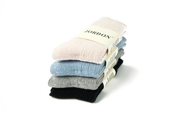 【JORDON】兒童保暖毛襪SK03