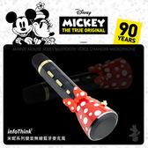 InfoThink 迪士尼系列變音無線藍牙麥克風 –米妮 Minnie