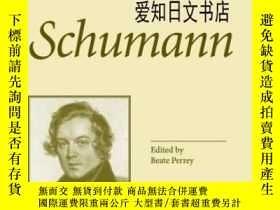 二手書博民逛書店【罕見】The Cambridge Companion To SchumannY175576 Beate Pe