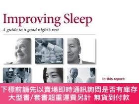 二手書博民逛書店Improving罕見SleepY255174 Lawrence Epstein M.d. Harvard M
