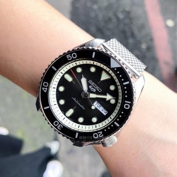【南紡購物中心】Seiko 5 Sports次世代重生話題系列自動機械腕錶4R36-07G0D/SRPD73K1公司貨