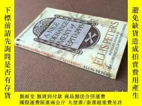 二手書博民逛書店A罕見Nice Derangement of Epitaphs (英語)Y278316 Ellis Peter