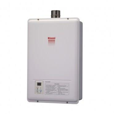 林內 強制排氣熱水器 16L TUA-A1600WF LPG/FE式 桶裝