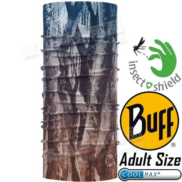 BUFF 117015.555 UV Protection驅蚊魔術頭巾 Coolmax防臭抗菌圍巾 東山戶外