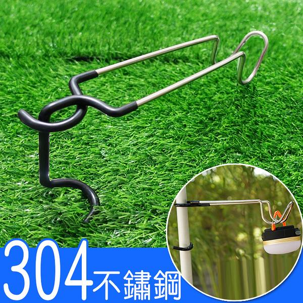 304不鏽鋼夾型掛鉤(多功能)可掛曬網、營燈等 //夾型掛勾 吊勾 露營配件 夾勾