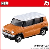 《TOMICA火柴盒小汽車》TM075 鈴木 HUSTLER     /   JOYBUS玩具百貨