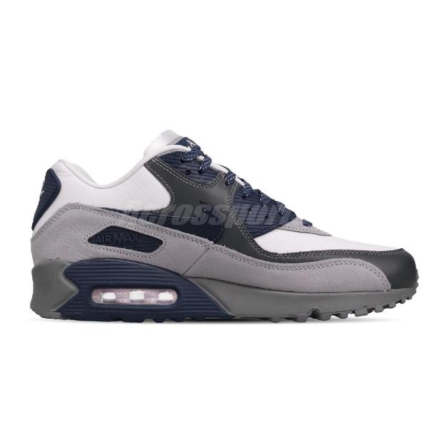 【六折特賣】Nike 休閒鞋 Air Max 90 Lahar Escape 藍 白 男鞋 運動鞋 【ACS】 CI5646-100