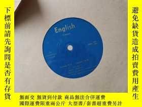 二手書博民逛書店中國唱片罕見English course lessons9-12